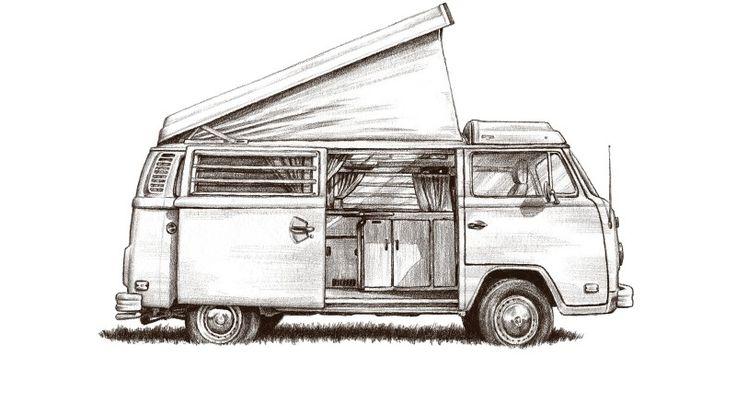 48 Best Vw Bus Images On Pinterest Vw Camper Vans Vw