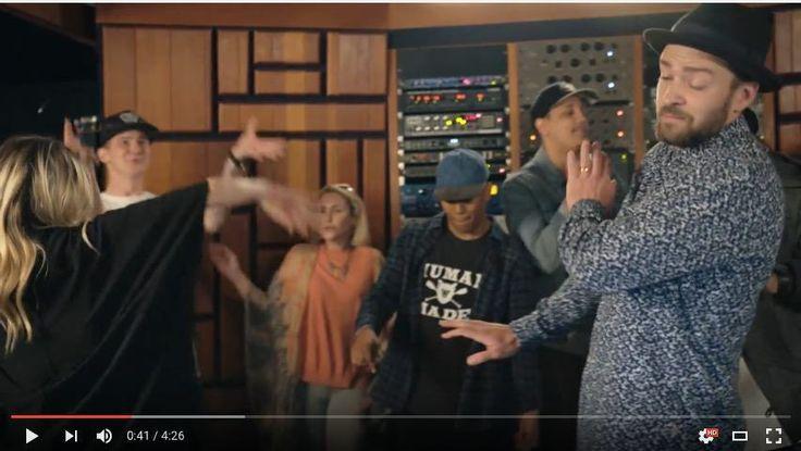 ジャスティン・ティンバーレイクの新曲は、みんなをノリノリな気分に! ジャスティン・ティンバーレイクの新曲『Can't Stop the Feeling』のミュージックビデオが公開されました。この新曲...