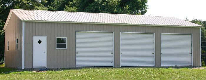 metal garages Illinois metal buildings il