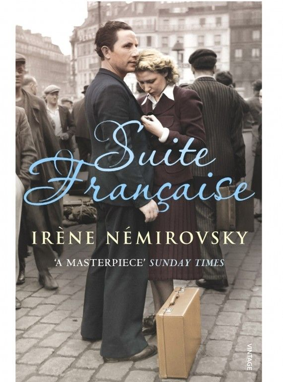 Suite Française, Irène Némirovsky | 40 Books That Will Make You Want To Visit France
