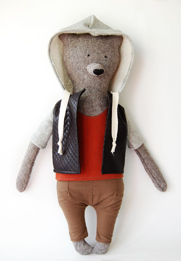 Bear Martin from Philomena Kloss brand