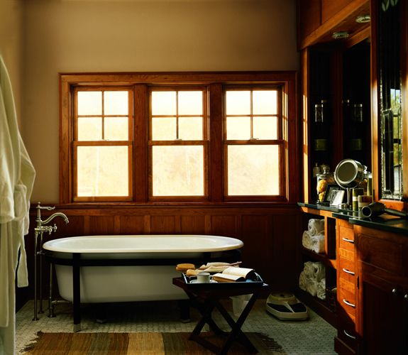 Andersen Windows 400 Series, Series | 400 Series Woodwright Double Hung  Windows