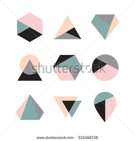 Ponad 25 najlepszych pomysłów na Pintereście na temat Geometric ...