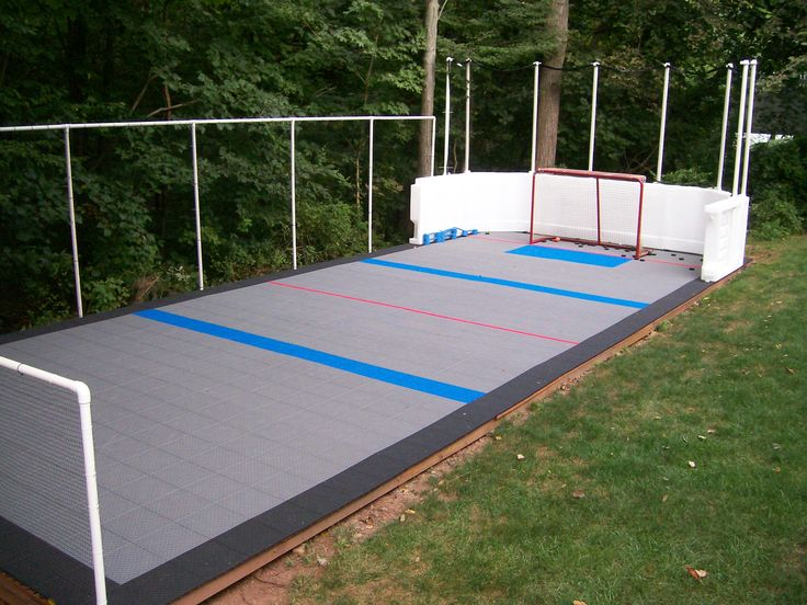 Construct your very own shooting training area using ProWall Dasher Boards!