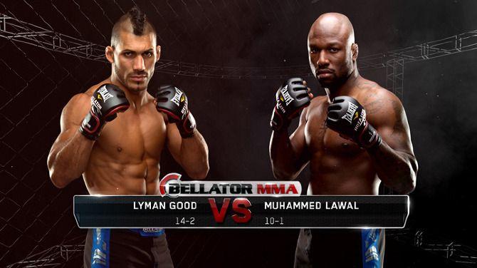 BELLATOR MMA - Ben Bullock Design