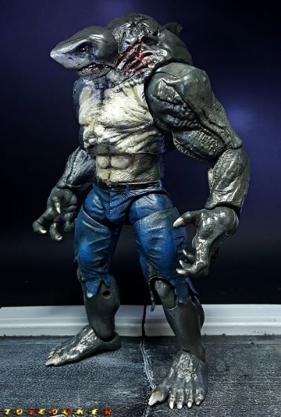 King Shark (CW The Flash) (DC Universe) Custom Action Figure