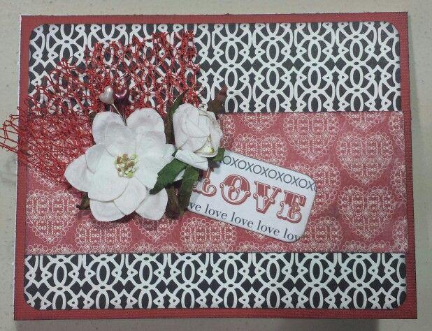 Wedding/Valentine card