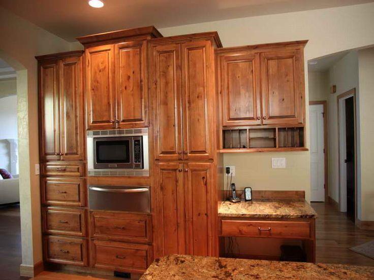 Best 25+ Knotty alder kitchen ideas on Pinterest | Country kitchen ...