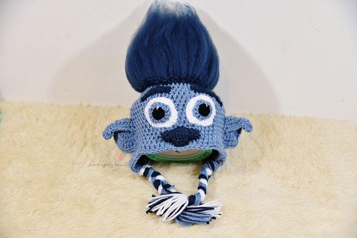 1344 besten Crochet Character Hats Bilder auf Pinterest | Beanie ...