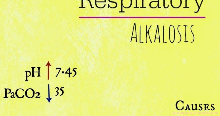 Nurses and students need to know the criteria for your patient to be in respiratory alkalosis, what causes it, what it looks like clinically, and how to treat it.