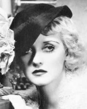 Bette Davis, featured in The Stars of the Silver Screen series on Cinémoi. Check your listings. http://www.CinemoiUS.com/schedule.html