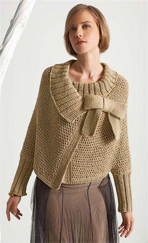 Bergere de France... more: http://pinterest.com/gigibrazil/crochet-and-knitting-lovers/