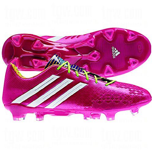 adidas Mens Predator LZ TRX FG Soccer Cleats