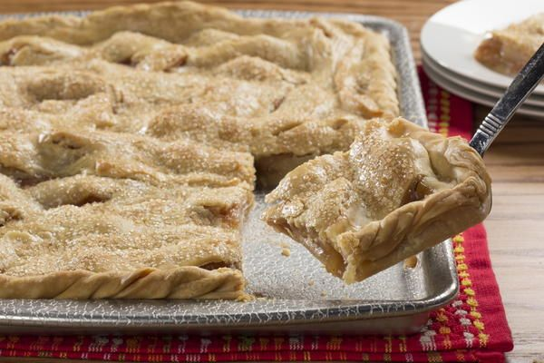 Apple Slab Pie America S Test Kitchen