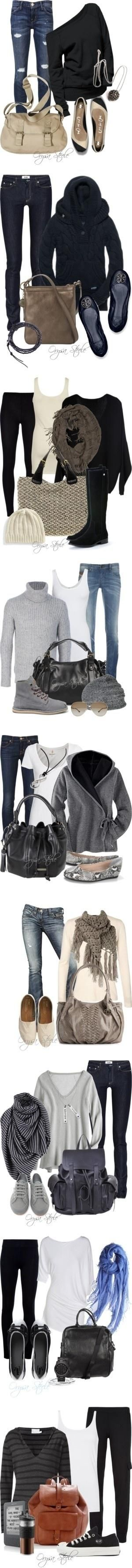 """""""Keep It Casual"""" by orysa on Polyvore by Crafting Christy by Rashelle Martinez"""