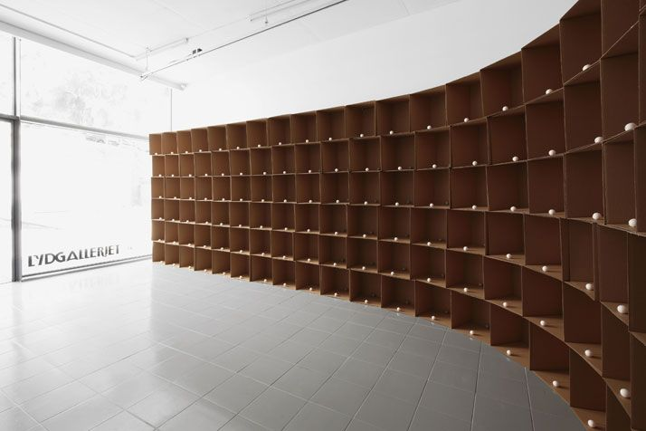 hans szweifel cardboard boxes - smaller scale for toy storage/modular shoe storage