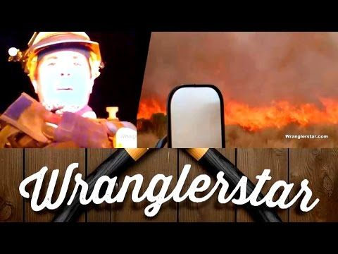 Wildland Firefighter Close Call | Wranglerstar