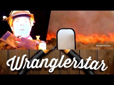 Wildland Firefighter Close Call | Wranglerstar - YouTube