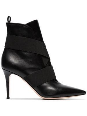 d9f75e652381 black pilar 85 leather ankle boots