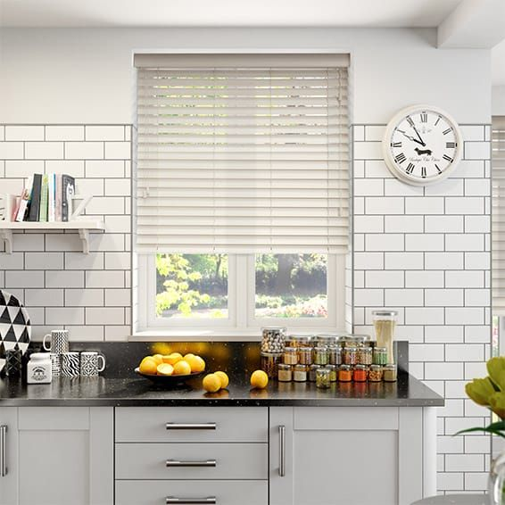White Kitchen Blinds: Top 25+ Best Faux Wood Blinds Ideas On Pinterest