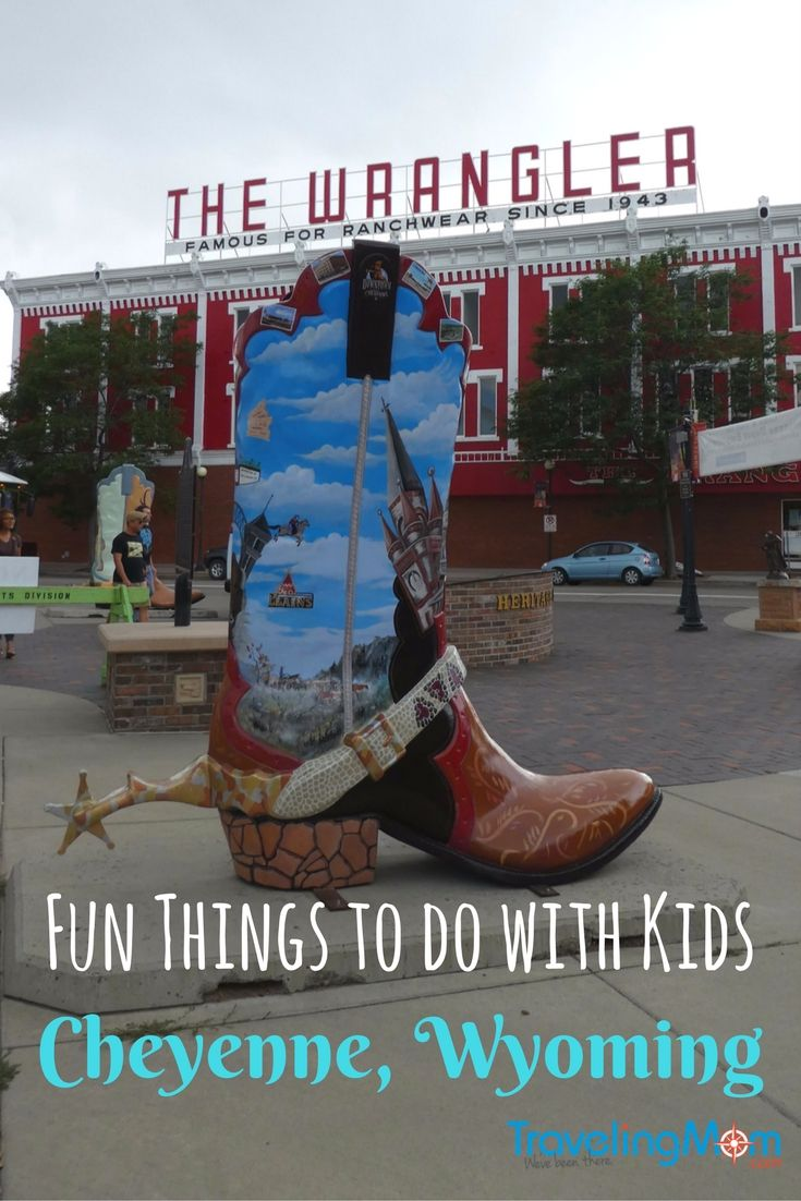 9 fun things to do with Kids in Cheyenne, Wyoming