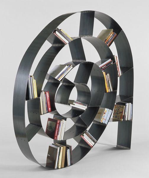 This Mortal Coil | Ron Arad / 1993 / bookcase