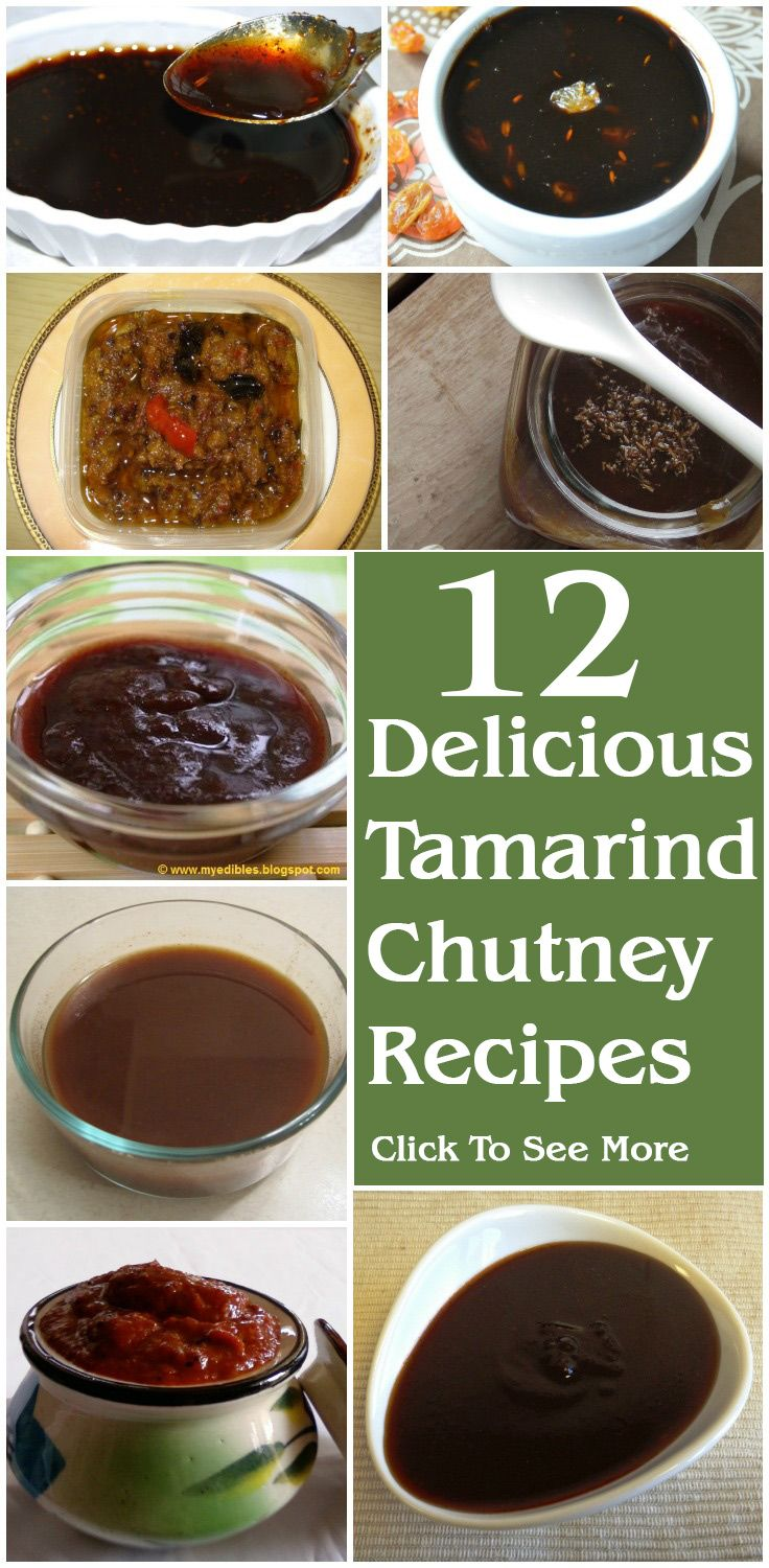 12 Delicious Tamarind Chutney Recipes You Can Try