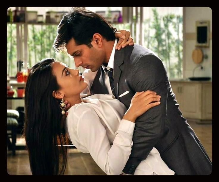 Asad & Zoya! Qubool Hai! Karan Singh Grover; Surbhi Jyoti