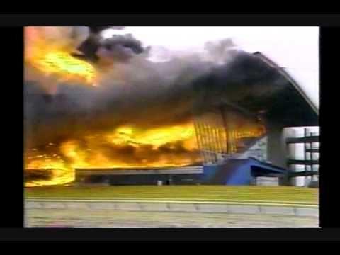 Chicago Washington Park Race Track | Arlington Park Race Track Fire Channel 5 WMAQ TV Chicago News ...