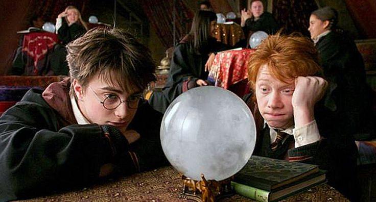 Harry Potter reading list