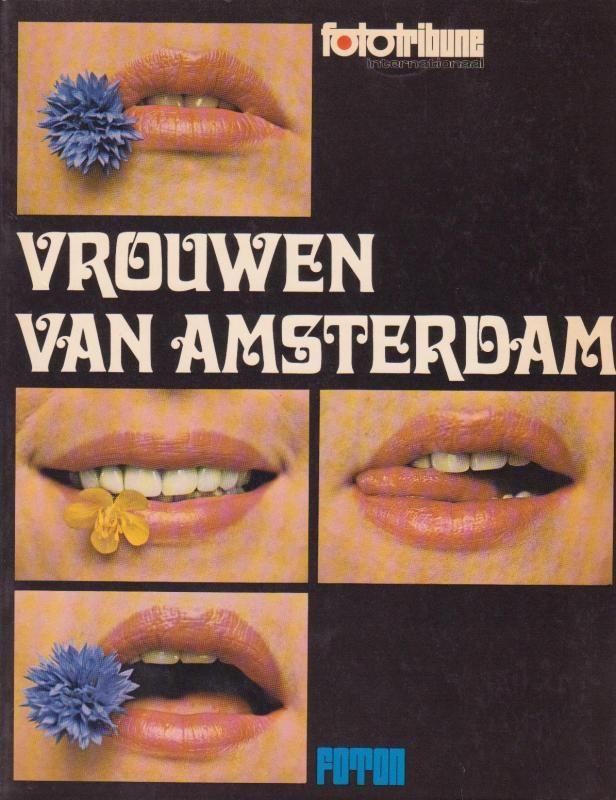 Vrouwen van Amsterdam, Ed van der Elsken e.a. | Amsterdam | BoekwinkelStip
