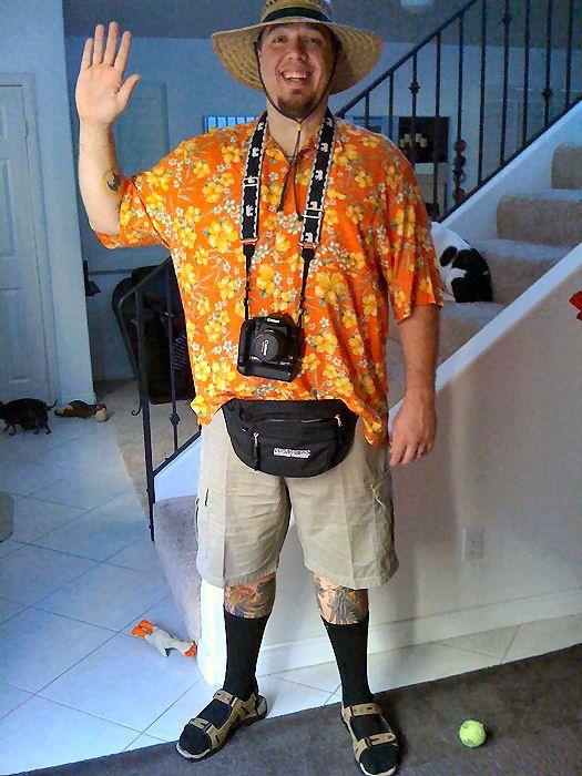 american tourist with teva - Sök på Google | Socks and sandals, Fashion,  Dress codes