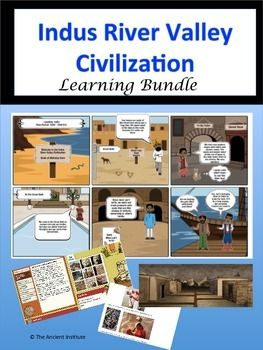 Origin & Salient Features of Indus Valley Civilization