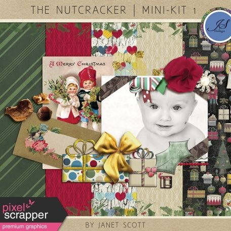 The Nutcracker - Mini Kit 1