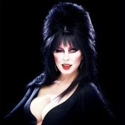 Elvira's Makeup Secrets for a Sexy Halloween Costume