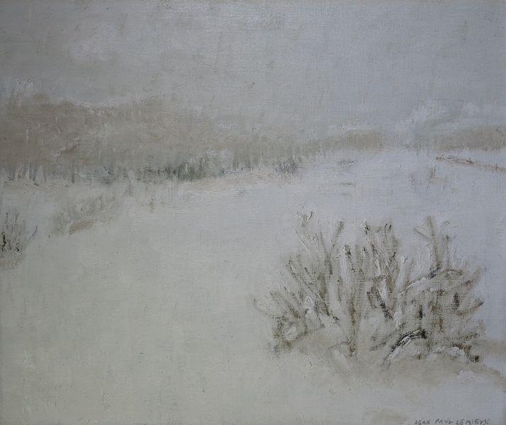 jean-paul-lemieux-matin-givre.jpg (714×600)
