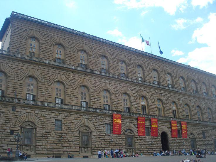 Palacio Pitti, Florencia, Italia (2014)