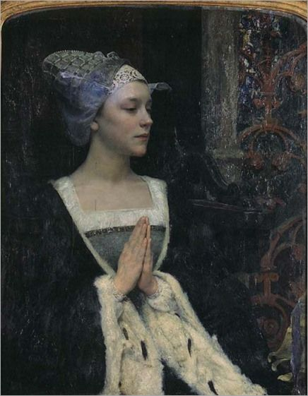 Edward Robert Hughes (1851 – 1914) – Pintor Inglês_18