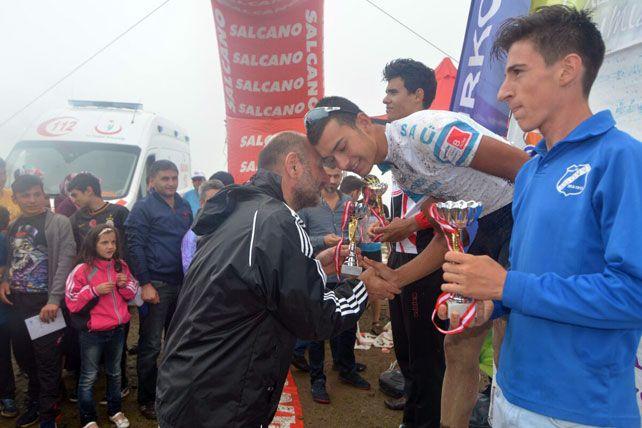 Handüzü Yaylası'ndan dağ bisikleti yarışı yapıldı   Okur53