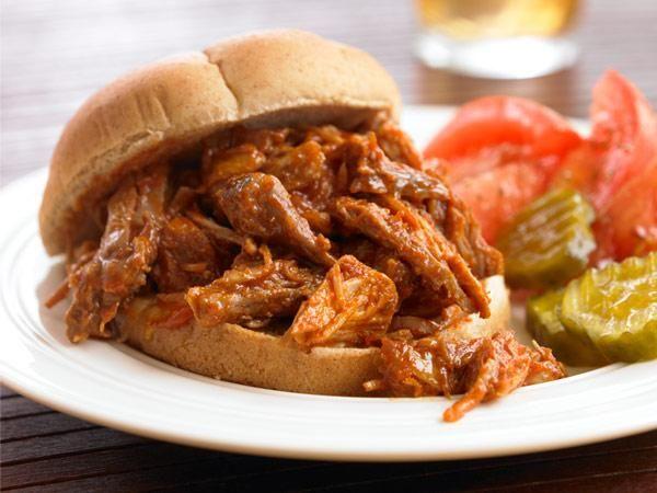 Sunday: Pulled Pork