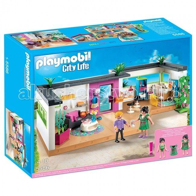 Конструктор Playmobil Особняки Номер для гостей  Playmobil Особняки Номер для гостей с маленькой кухней, гостиной и ванной комнатой с душем.  Гости почувствуют себя как дома, ведь и их номере есть гостиная с уютным диваном, ванная с душем и даже небольшая кухня с микроволновой печью, не говоря уже о множестве приятных мелочей.