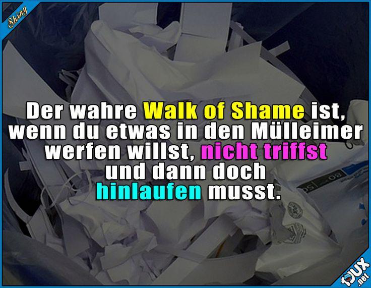 Der wahre walk of shame ^^'  Lustige Sprüche #Humor #Sprüche #1jux #jux #lustigeSprüche #Jodel #SpruchdesTages #walkofshame #BilddesTages #lustigeBilder