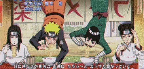 (84) naruhina | Tumblr || I'd love to know what brought THIS competition on!