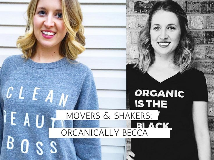 An Interview with @organicallybecca