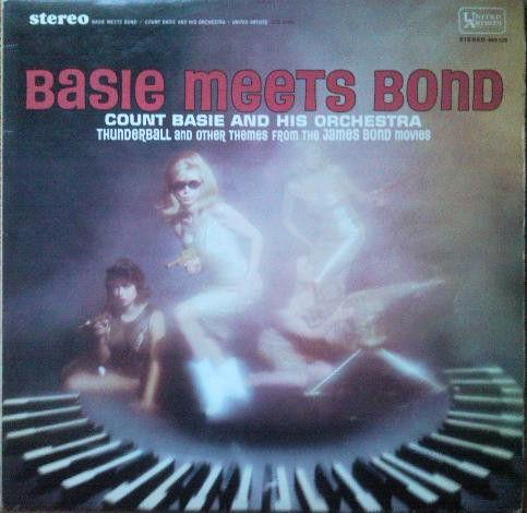 Count Basie And His Orchestra* - Basie Meets Bond (Vinyl, LP, Album) at Discogs