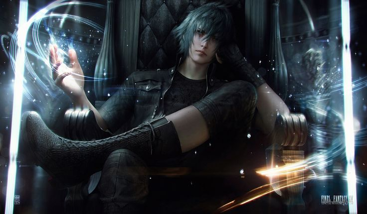 final fantasy xv wallpapers hd
