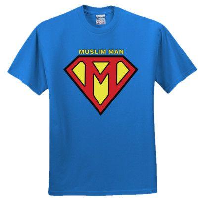 Muslim Man T-Shirt