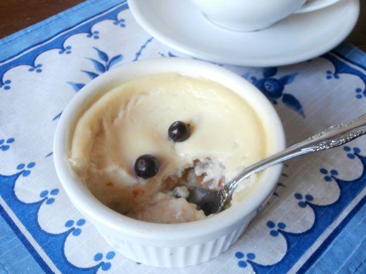 Запеченный йогурт – удивительно вкусный и полезный завтрак! Запеченный йогурт - не только вкусный и полезный завтрак, но и нежный десерт со вкусом мороженого. Это диетическое полезное блюдо оценит вся семья.