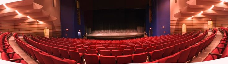 John Bassett Theatre - Panoramic View