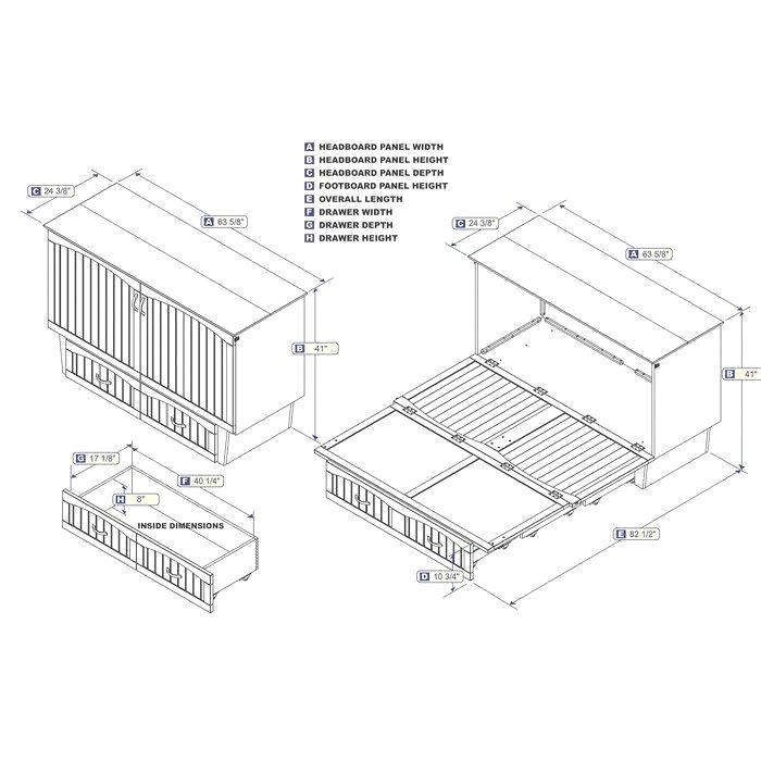 Pragmatic and small Folding Bed Designs for your house